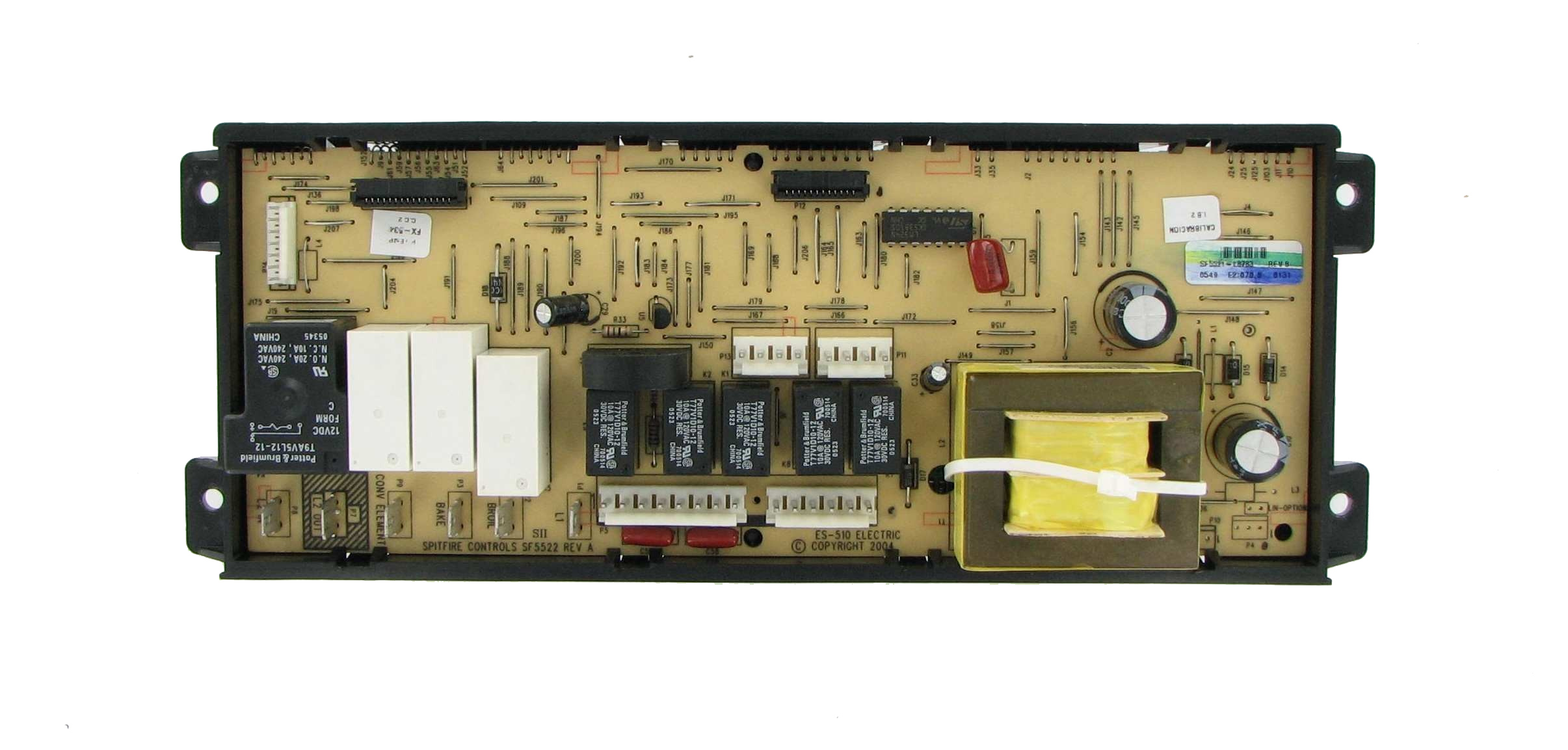 Kenmore Oven Electronic Control Board Part # 316418312